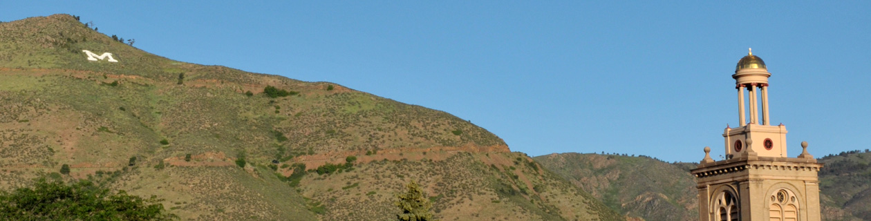 Colorado School Of Mines Prospective Student Tour